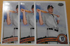 Nick Castellanos 2011 Topps Pro Debut Rookie Card GCL Tigers 3 Card Lot # 110