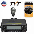 NEW TYT TH-9800 PLUS 50W 809CH Quad Band Dual Display Reapter Car Ham Radio US