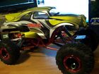 AXIAL rc  knock -off,    2  drive shaft ,  4WD   1:10   NEW ish  vw  CRAWLER....