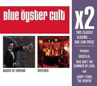 Blue Oyster Cult - X2 (Spectres/Agents Of Fortune) [CD New]