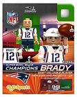 Tom Brady OYO NFL New England Patriots MVP G2 Series 7 Super Bowl XLIX Champion.