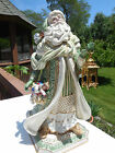 FITZ AND FLOYD GREGORIAN COLLECTION LARGE SANTA FIGURINE - 19 / 1317
