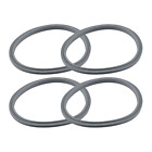 4 NUTRIBULLET GASKET SEAL Grey Ring For 900 Pro 900W & New Models 600W 600 blade