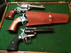 BRAUER BROS HOLSTER COLT SAA FRONTIER RUGER SINGLE SIX BLACKHAWKVAQUERO
