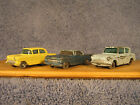 Matchbox by Lesney Chevrolet Impala, Ford Anglia and Vauxhall Victor (All 3)