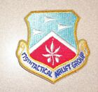 USAF PATCH, 179TH TACTICAL AIRLIFT GROUP
