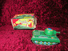 Tank Military Tank MF074 Tin Toy NEW red china vintage