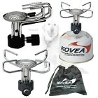 Kovea Ultralight-Compact Gas Stove For Backpacking-Camping-Outdoor Activities