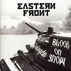 Blood on Snow * by Eastern Front (CD, Sep-2010, Candlelight Records)
