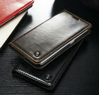 Luxury Leather Wallet Card Holder Flip Case Cover For Samsung Galaxy Note 8 S8