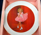 Shirley Temple Collectible Plates Limited Edition Baby Take A Bow Bradford