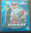 2013 Topps Finest Baseball Hobby Box Factory Sealed