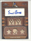 2010 10 TOPPS STERLING ERNIE BANKS AUTO SIGNATURE 5X BAT SP 4 10