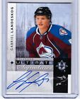 2011-12 Upper Deck Ultimate Collection Hockey Autograph Short Prints Guide 4