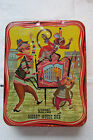 Mattel Merry Music Box Tin Lithograph Toy - Decor by Louis Song