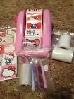 Sanrio Hello Kitty Scented Sticker Studio Maker Lot NWOB