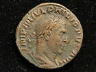 Philip I The Arab 244 249AD Sestertus 28mm 1661g Ancient Roman Coin