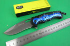 Buck Knife Assisted Opening Saber Pocket Folding Knife Fishing Camping NEW d173j