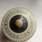 ANTIQUE  DECORATIVE TRINKET BOX MADE IN JAPAN