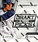 2013 PANINI PRIZM PERENNIAL DRAFT BASEBALL HOBBY BOX FACTORY SEALED NEW
