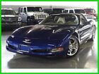 Chevrolet  Corvette 2004 chevrolet corvette coupe only 41 k miles carfax certified glass top auto