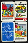 1960's German The SMURFS Card Set