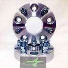 2 JEEP WHEEL SPACERS 5X5  15 INCH OR 38MM  RUBICON  WRANGLER JK  5X127