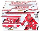 2012 13 Score Hockey Box