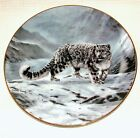 Charles Frace Plate  FIRST ISSUE  Magnificent Cats ~ Fleeting Encounter 3621 A