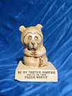 1970 Paula Figurine Be My Tootsie Wootsie And I'll Be Your Fuzzie Wuzzie W137