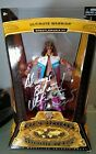 Ultimate Warrior Defining Moments Signed Autograph with Ultimate Creations COA