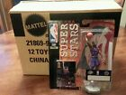 12 1999 All Star Vince Carter Starting Lineup SLU Figure MOC Case Rare!! Raptors