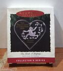 Hallmark Ornament Ten Lords A-Leaping Twelve Days of Christmas 1993 NIB (H5)