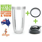 NUTRIBULLET COLOSSAL CUP + FLIPTOP LID + GREY SEAL - Suits ALL 900