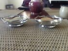 Krome Kraft Farber Bros Pair of Candy Dish Liners: Set of 2