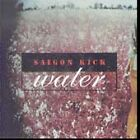 Water by Saigon Kick (CD, Sep-1993, Atlantic (Label)) CD & PAPER SLEEVE ONLY