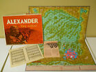 ALEXANDER THE GREAT -Vintage 1974 Avalon Hill Ancient Warfare Board Game-AH #708