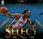 HOBBY BOX 2014 15 PANINI SELECT BASKETBALL 3 AUTO MEM 12 PRIZM PER