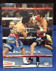 Manny Pacquiao signed 11x14 photo PSA DNA # Z12097