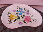 Stangl Art Pottery Hand Painted Country Garden Serving Platter