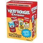 2014 Topps Wacky Packages Chrome Blasters Factory Sealed 16 Box Case