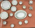 NORITAKE China SAVANNAH 2031 Pattern 42 Piece Serving Set Made Japan MINT