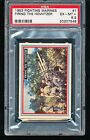 1953 Fighting Marines FIRING THE HOWITZER #1 PSA 6.5 - Tough #1 Card