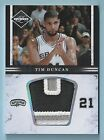 Tim Duncan Rookie Cards and Autograph Memorabilia Guide  15