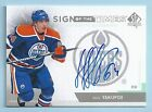 NAIL YAKUPOV 2013 14 SP AUTHENTIC SIGN OF THE TIMES SIGNATURE AUTOGRAPH AUTO
