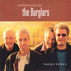 NICK BARRACLOUGH AND THE BURGLERS - DAYLIGHT ROBBERY [DIGIPAK] NEW CD