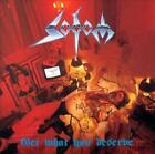 SODOM - GET WHAT YOU DESERVE NEW CD