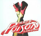 POISON - THE BEST OF POISON: 20 YEARS OF ROCK [DIGIPAK] NEW CD