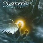 RHAPSODY OF FIRE - THE COLD EMBRACE OF FEAR: A DARK ROMANTIC SYMPHONY NEW CD