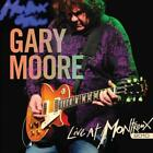 GARY MOORE - LIVE AT MONTREUX 2010 NEW CD